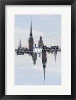 Framed Stockholm-7