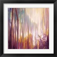 Framed Nebulous Forest