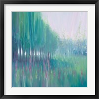 Framed Timeless Meadow