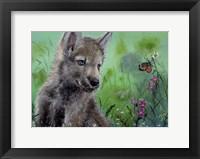 Framed Wolfcub 1