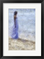 Framed Blue Dream Impressionism