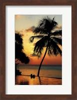 Framed Maldives Dream Comes True 1