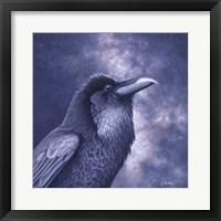 Framed Raven Air