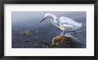 Framed Shoreline Wader
