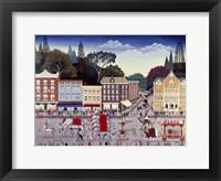 Framed Circus Parade