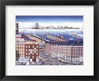 Framed SouthStreet Seaport