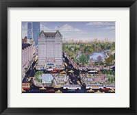 Framed Plaza Anniversary