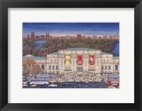 Framed Metropolitan Museum Of Art