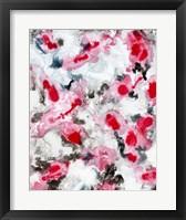 Framed Blushing blooms 1