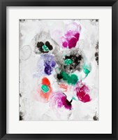 Framed Pansy Play