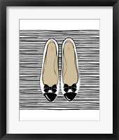Framed Bow Flats