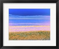 Framed Shimmering Translucent