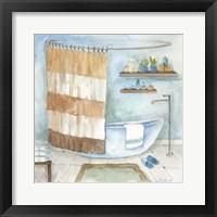 Framed Contemporary Bathroom I