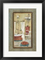 Framed Luxurious Bathroom I
