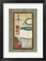 Framed Luxurious Bathroom II