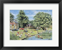 Framed Summer Picnics
