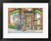 Framed Corner Shop