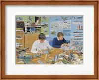 Framed Model Makers