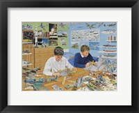 Framed Model Makers