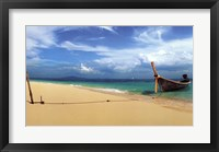 Framed Bamboo Island, Thailand