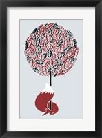 Framed Cherry Tree Final