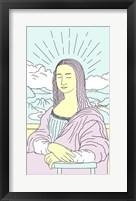Framed Monalisa