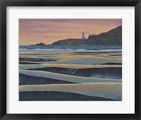 Framed Sea of Dunes