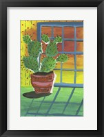 Framed Prickly Pear