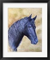 Framed Crown Prince Horse