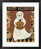 Framed Ghosts with Treats