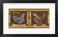 Framed Chicken House