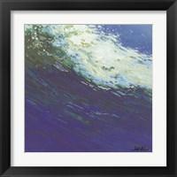 Framed Flexing Ocean