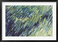 Framed Pastel Waves II