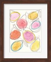 Framed So Many Pears