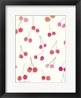 Framed Cherry Kisses