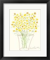 Framed Lemon Blooms