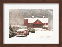 Framed Chevy Country