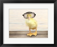Framed Diving Duck