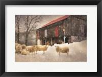 Framed Wool Coats