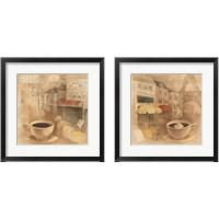 Framed Cafe 2 Piece Framed Art Print Set