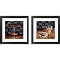 Framed Gentlemen Prefer 2 Piece Framed Art Print Set