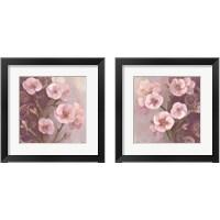 Framed Gypsy Blossoms 2 Piece Framed Art Print Set