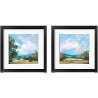Framed Hedgegrow 2 Piece Framed Art Print Set