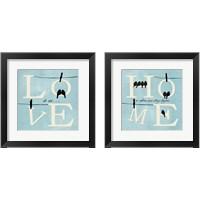 Framed Well Said 2 Piece Framed Art Print Set