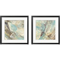 Framed Blue Water 2 Piece Framed Art Print Set
