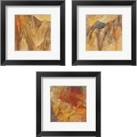 Framed Canyon 3 Piece Framed Art Print Set