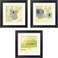 Framed Mama and Me 3 Piece Framed Art Print Set