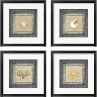 Framed Gypsy Sea Framed 4 Piece Framed Art Print Set