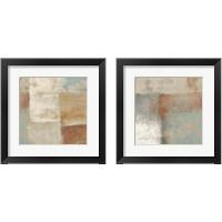 Framed Velvet Desert 2 Piece Framed Art Print Set