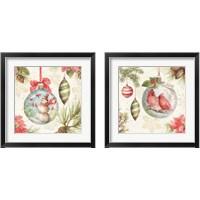 Framed Woodland Holiday 2 Piece Framed Art Print Set